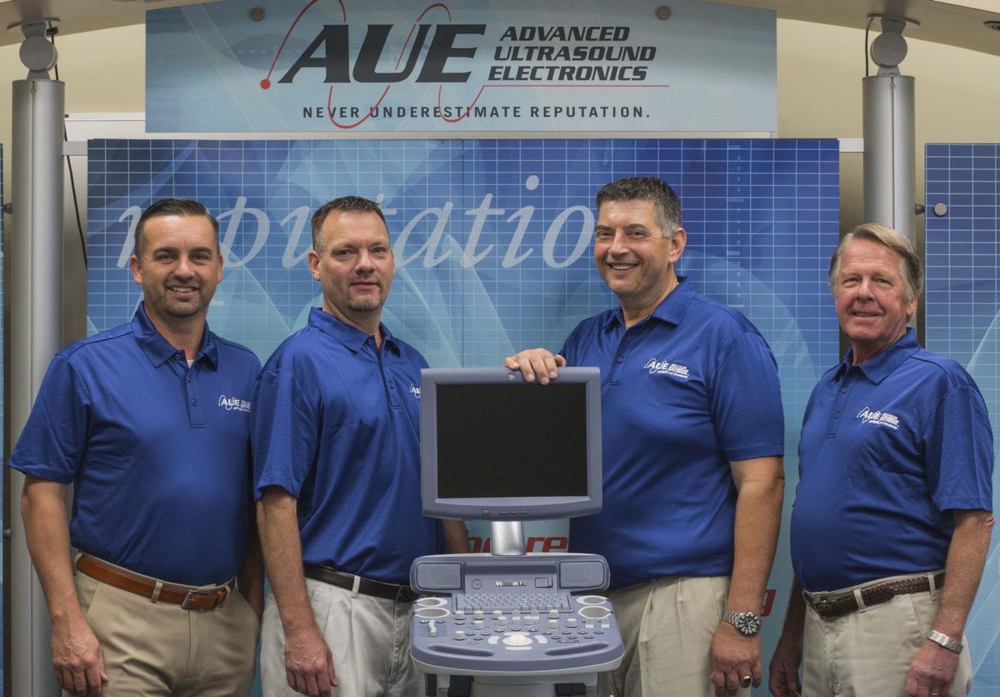 AUE Ultrasound Machine