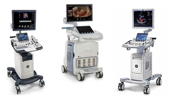 GE Healthcare Ultrasound showcase