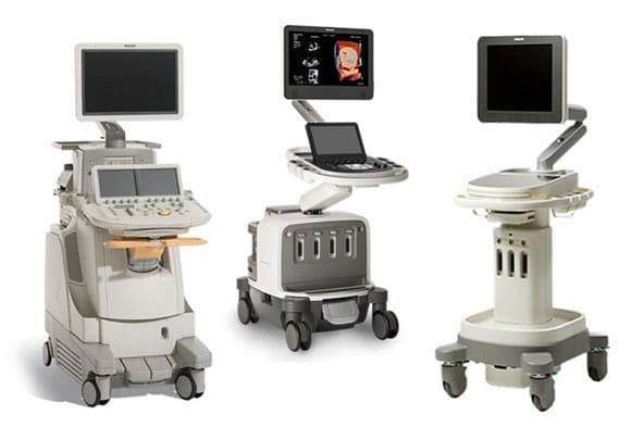 Philips Ultrasound showcase