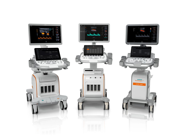 Siemens Ultrasound showcase