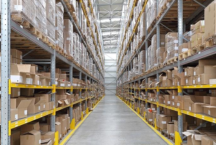facility - Parts Inventory Storage
