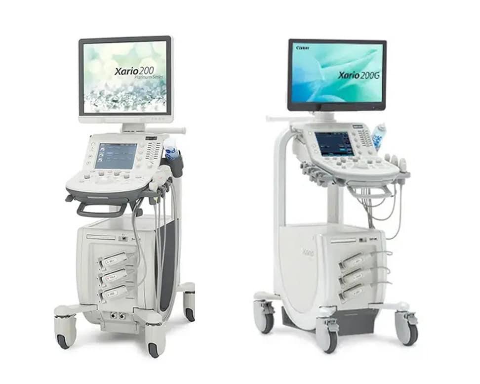 Xario Ultrasound Machine